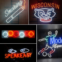 Load image into Gallery viewer, 110-120V End to End 6500K Cool White LED Neon Light Shine-Decor 82ft
