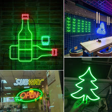 Load image into Gallery viewer, 110V dimmable LED Neon Rope Light Shine-Decor
