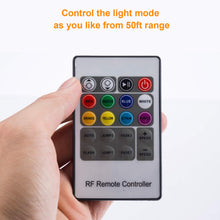 Load image into Gallery viewer, Controller Pack for 12V 6x12mm LED RGB Silicone Rope Light -