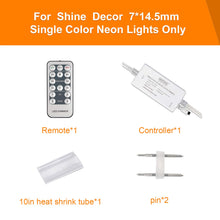 Load image into Gallery viewer, Dimmer for 7x14.5mm Single Color LED Neon Light -