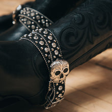 Load image into Gallery viewer, Skull Face Buckle Set