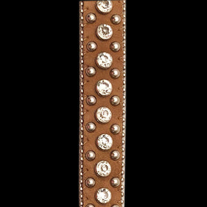 Classic Honey Brown Belt Strap (7 variations)