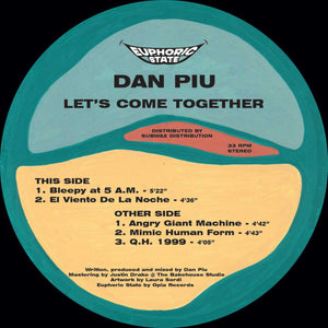 Dan Piu - Let's Come Together