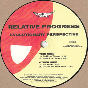 Relative Progress - Evolutionary Perspective (EPHCS003)