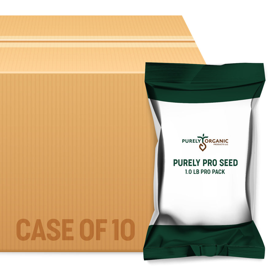 Purely Pro Seed (Case of 10 x 1 Lb Pro Bags)