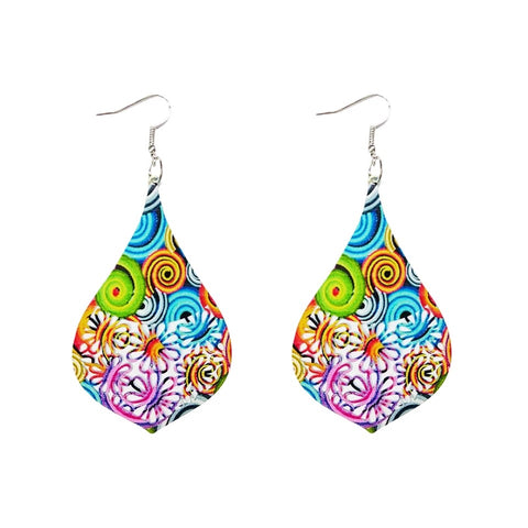 Karlotta Earrings - Super Light Weight