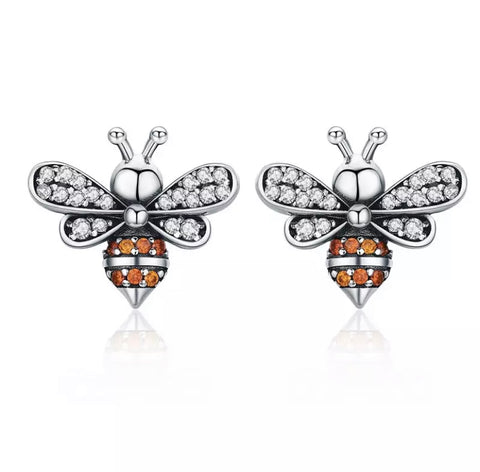 Benet Bee Earrings