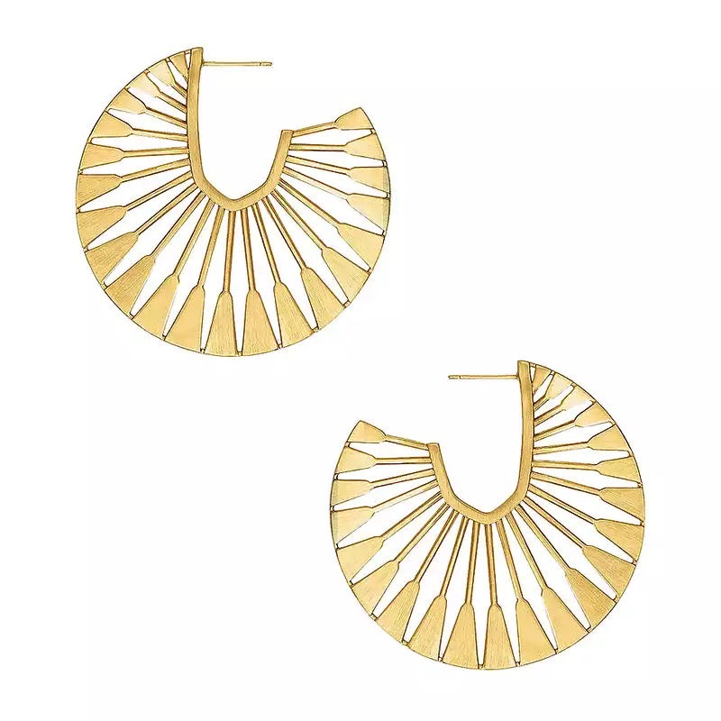 Blisse Gold Earrings