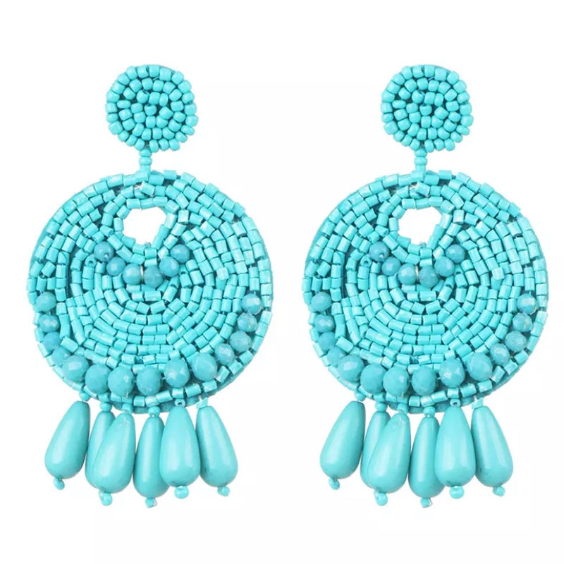 Chantae Aqua Plus Earrings