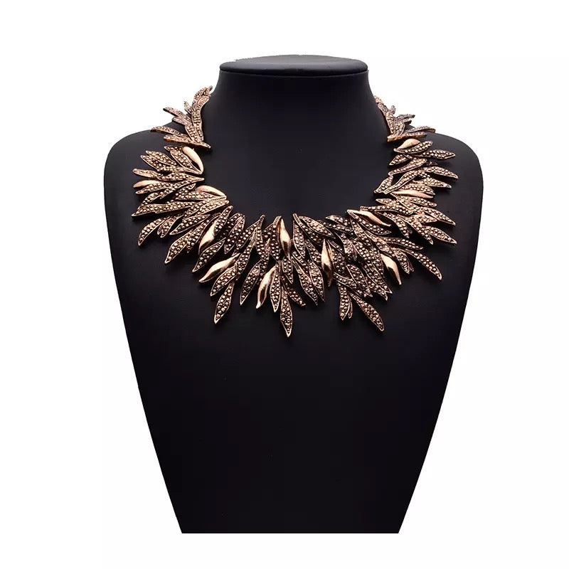 The Cosette Gold Necklace