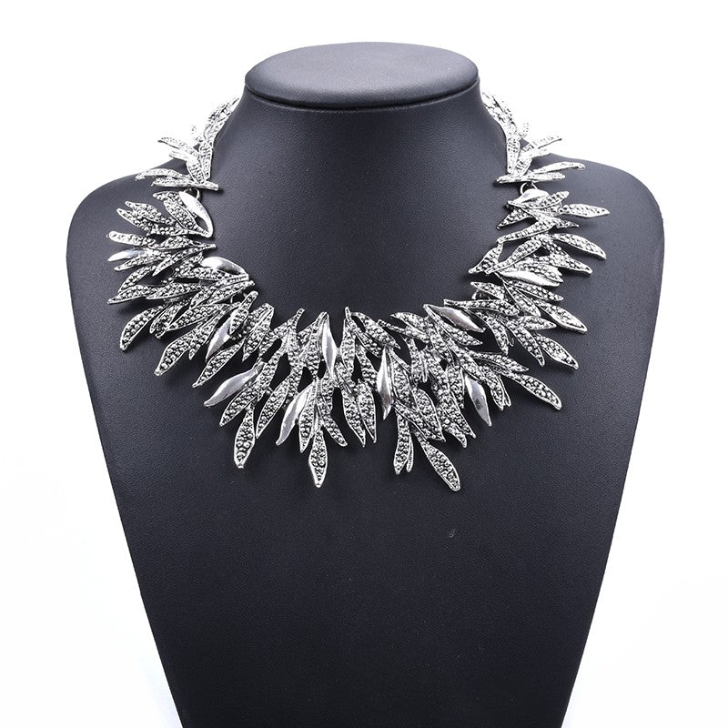 The Cosette Silver Necklace