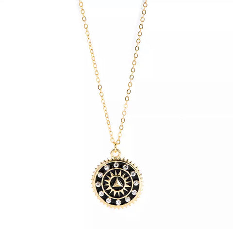 Desi Gold Necklace