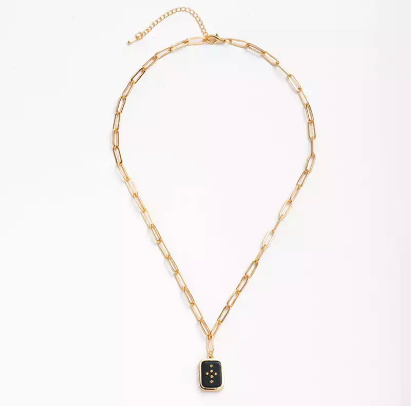 Demi Gold Necklace