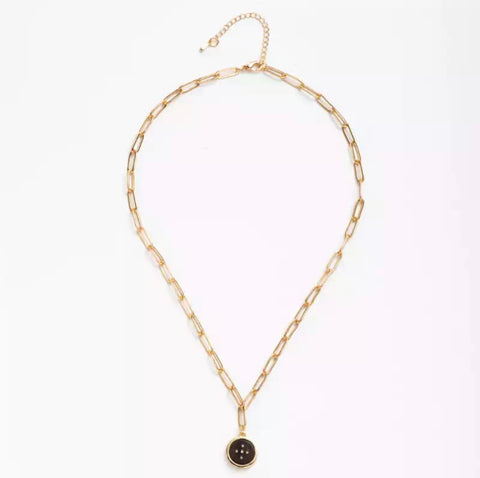 Diana Gold Necklace