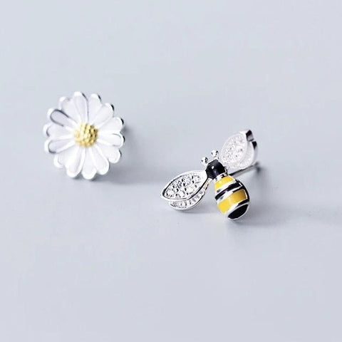 Like Honey To A Bee Earrings