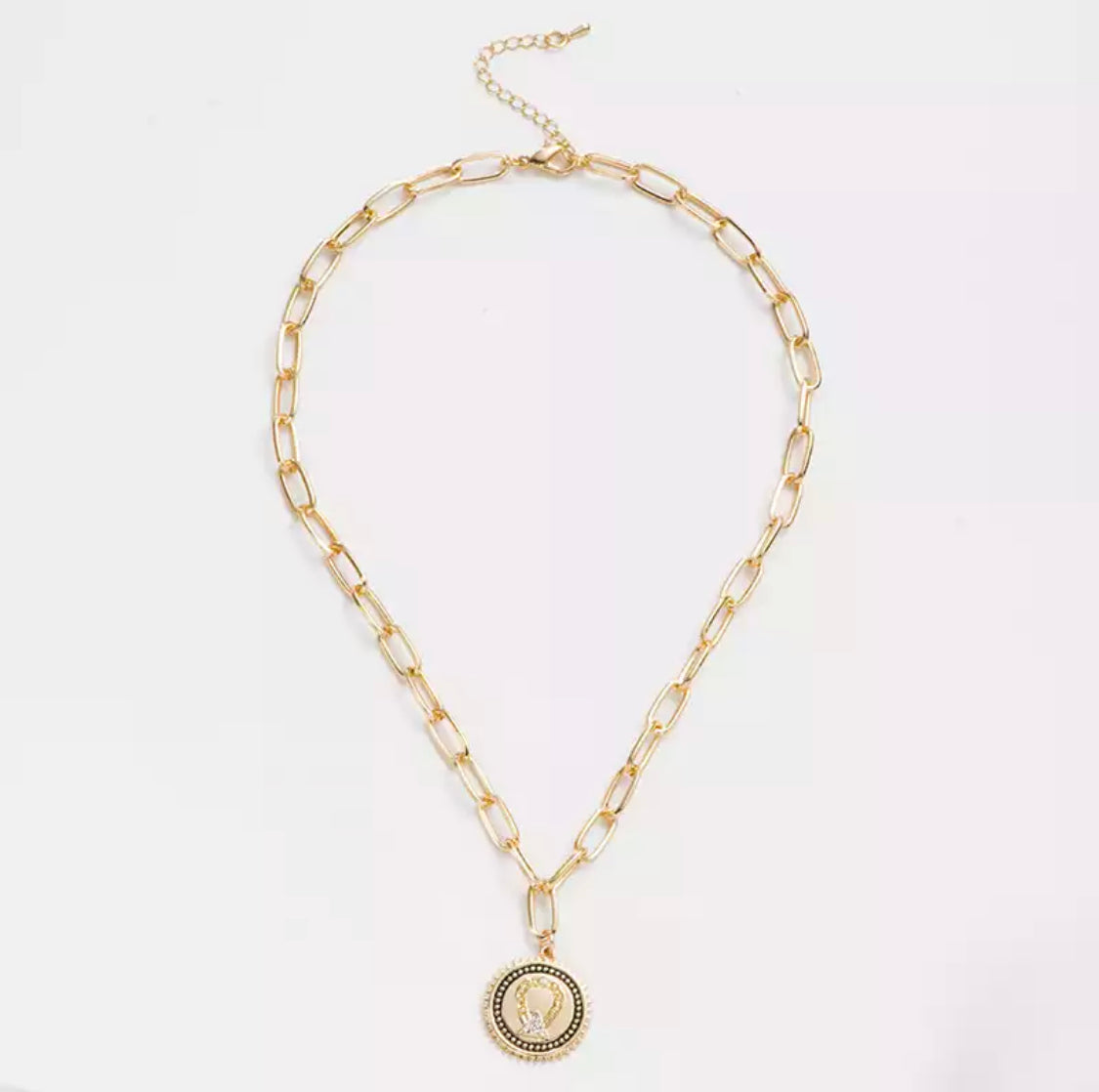 Desyrae Gold Necklace