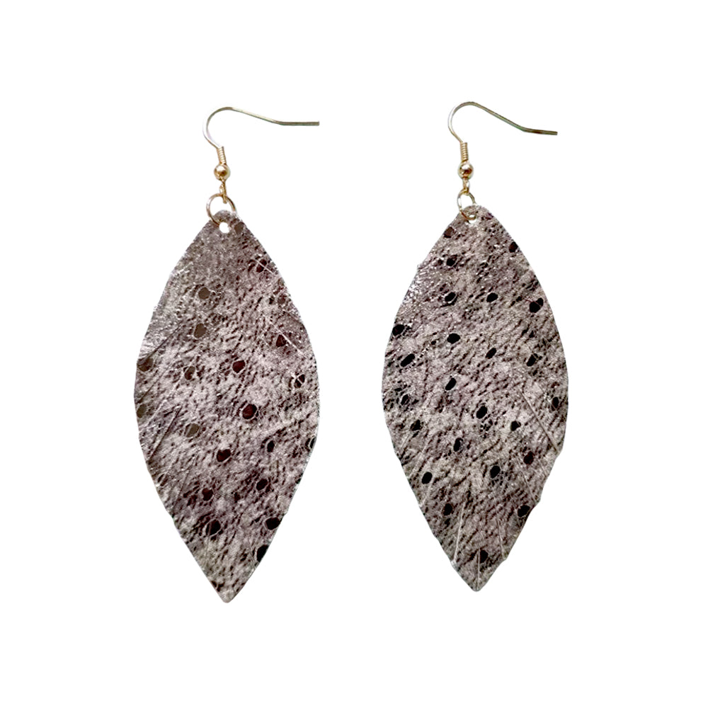Kortney Grey/Silver Earrings