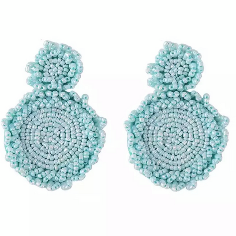 Camilla Blue Earrings