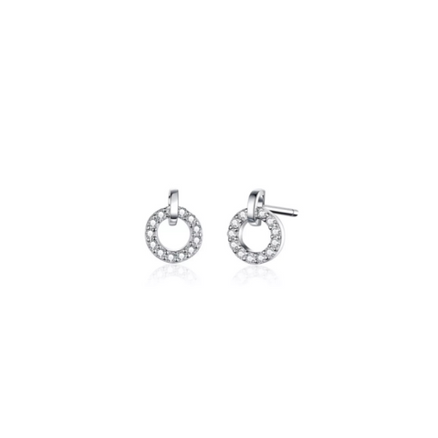 Clea Sterling Silver Earrings