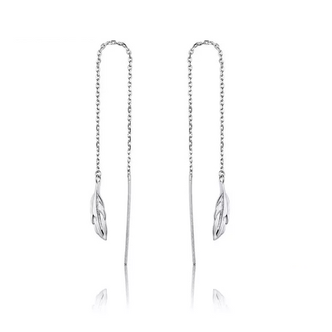 Elicia Sterling Silver Earrings