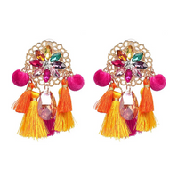 Charlisa Earrings