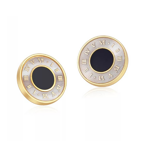 Vogue Petrice Gold Earrings