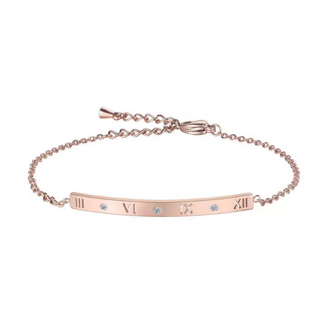 Abella Rose Gold Bracelet