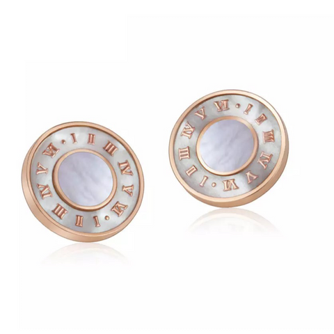 Vogue Petrice Rose Gold Earrings