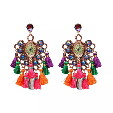 Carla Earrings - Coming Soon Register for Back In Stock to get notified first