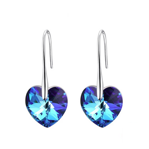 Valentyn Heart Earrings
