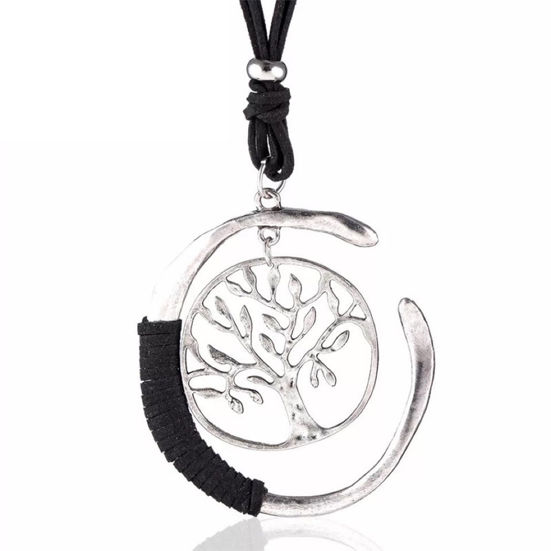 The Gabriel Tree of Life Necklace (Long)