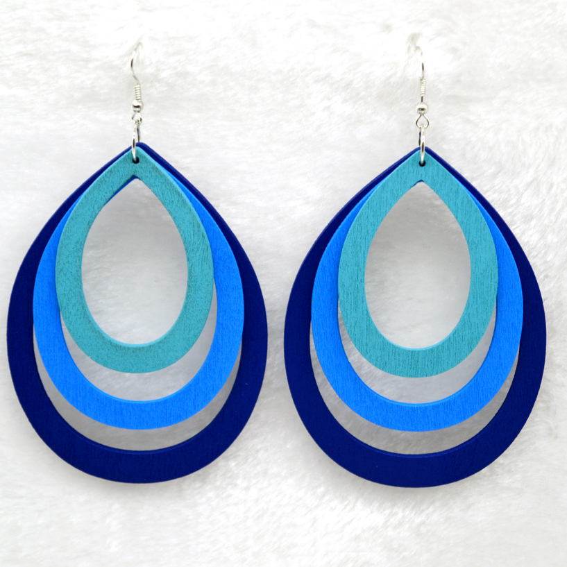 Tosia Blue Earrings