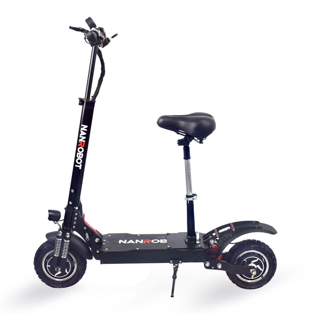NANROBOT Electric Scooter D4+ 2.0 2000W 23Ah