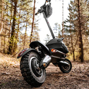 Nanrobot Electric Scooter D6+ 2.0 2000W 26Ah Hydraulic Brakes DEMO