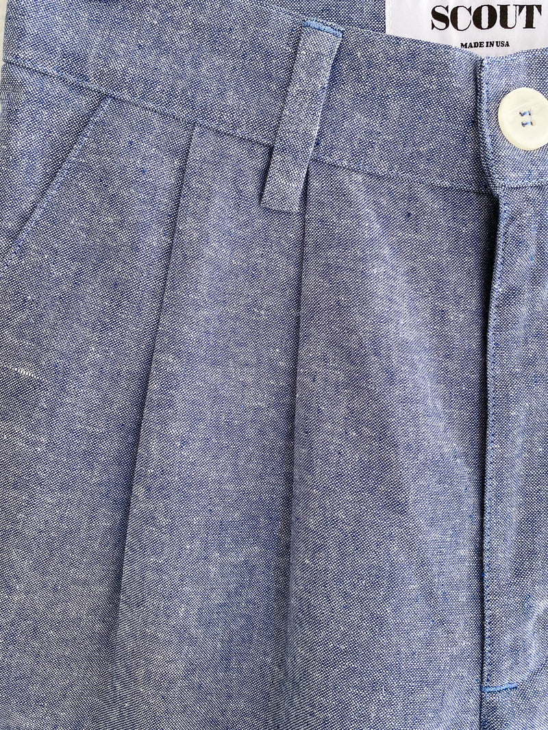 The Shorts - Chambray