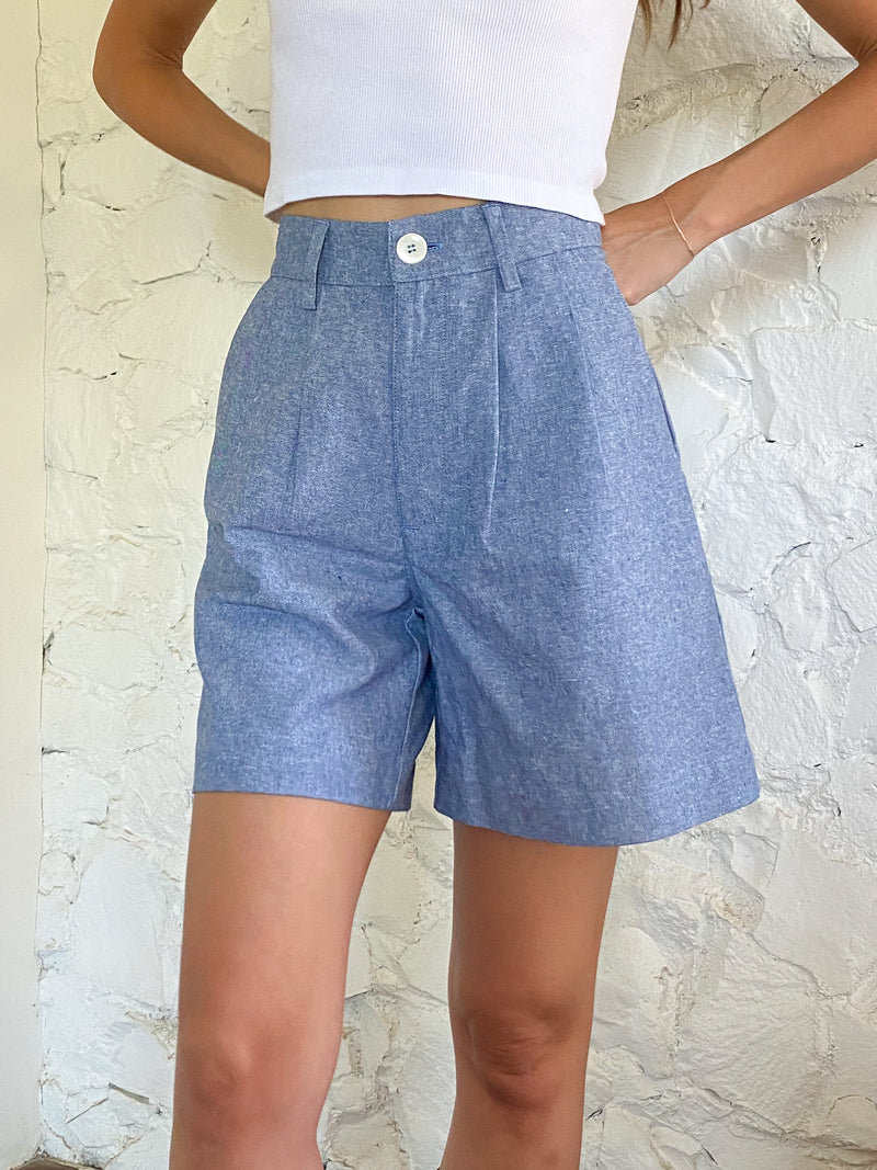 The Short - Chambray