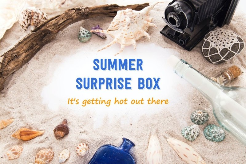 Summer Surprise Box - Letzte Chance - B.TEALY