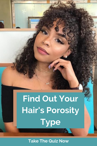 Find out your hairs porosity type