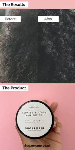 the product the results before and after