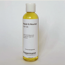 Load image into Gallery viewer, Repair & Nourish Hair Oil - Sugarmane