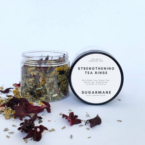 Strengthening  Hair Tea Rinse - Sugarmane