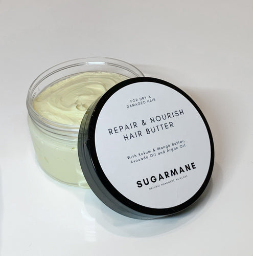 Repair & Nourish Hair Butter - Sugarmane