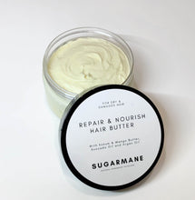 Load image into Gallery viewer, Repair & Nourish Hair Butter - Sugarmane