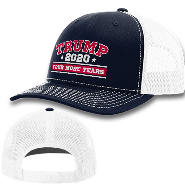 Four More Years Trump 2020 Premium Hat