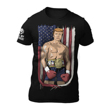 Load image into Gallery viewer, Trump Balboa T-Shirt