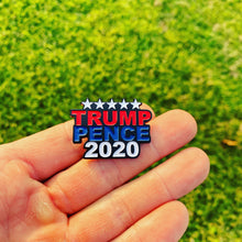 Load image into Gallery viewer, Official Trump 2020 Re-Election Pin