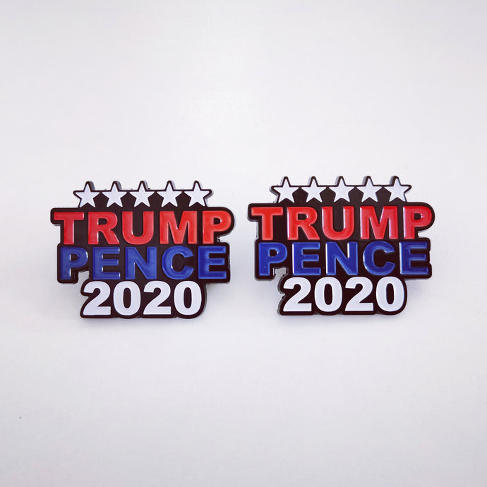 Official Trump 2020 Re-Election Pin