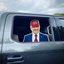 Load image into Gallery viewer, President Trump - Two Thumbs Up Life Size Cardboard Cutout