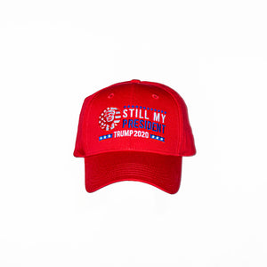 Still My President Trump Face Hat