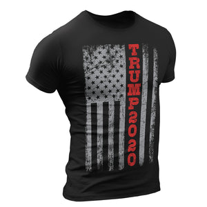 Trump 2020 Flag T-Shirt